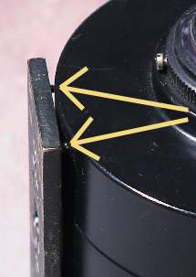Detail Stativadapter