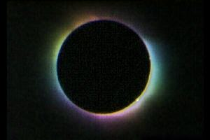 polarization image of the corona